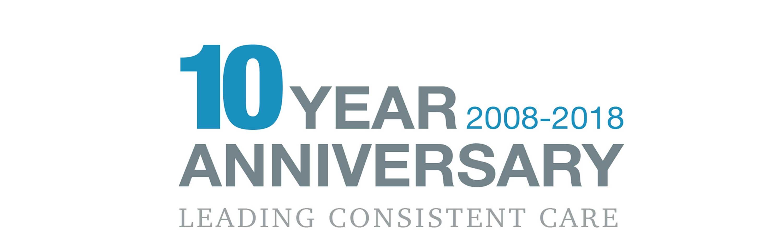 Surrey GP 10 Year Anniversary